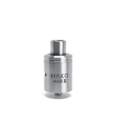 Beyond Vape Mako WAR v2 - Rebuildables - Drippers - revolution vapor - 1
