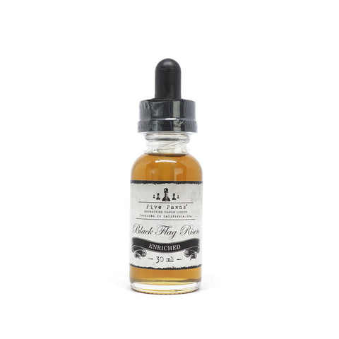 Black Flag Risen (Enriched) - e-Liquid - Five Pawns - revolution vapor - 1