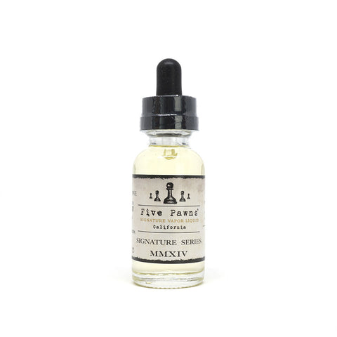 Bowden's Mate - e-Liquid - Five Pawns - revolution vapor - 1