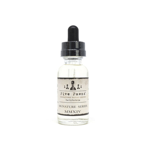 Queenside - e-Liquid - Five Pawns - revolution vapor - 1