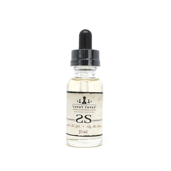 Symmetry Six - e-Liquid - Five Pawns - revolution vapor - 1