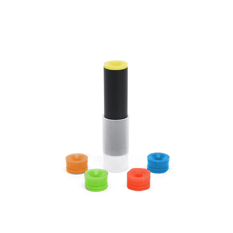 Multicolor Caps - Accessories - Drip Tips - revolution vapor - 1
