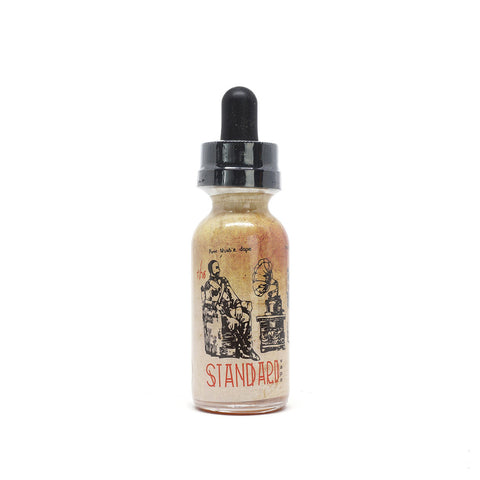 Cell Block Four - e-Liquid - The Standard - revolution vapor