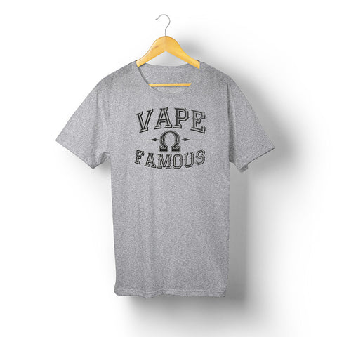 Vape Famous Ohm - Apparel - T-Shirts - revolution vapor