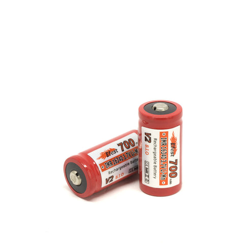 eFest 16340 IMR (700mAh) - Batteries - revolution vapor - 1