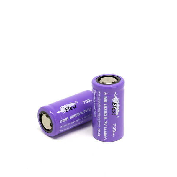 eFest 18350 IMR (700mAh) - Batteries - revolution vapor - 1