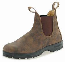 Blundstone 585 Rustic Brown - Imeldas Shoes Norwich