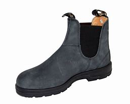 Blundstone 587 rustic black ankle boot - Imeldas Shoes Norwich