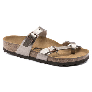 Birkenstock Mayari Graceful Taupe - Imeldas Shoes Norwich