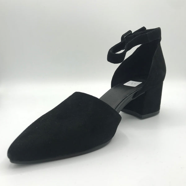 Vagabond Mya Black Heel Pump - Imeldas Shoes Norwich