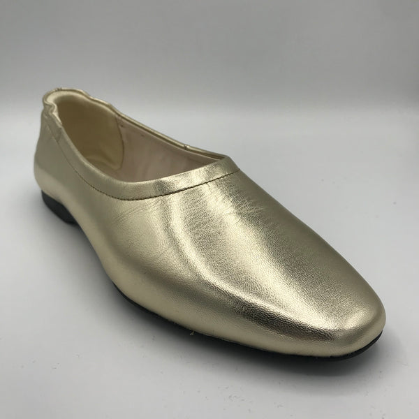 Vagabond Maddie Gold Pump - Imeldas Shoes Norwich