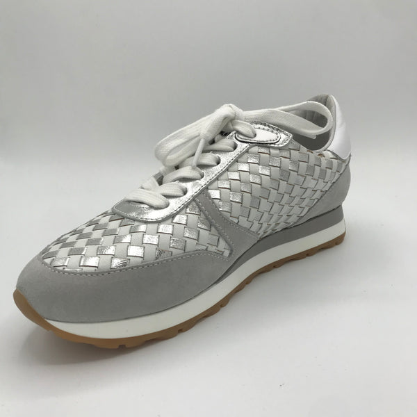 Meline Weave Trainer - Imeldas Shoes Norwich
