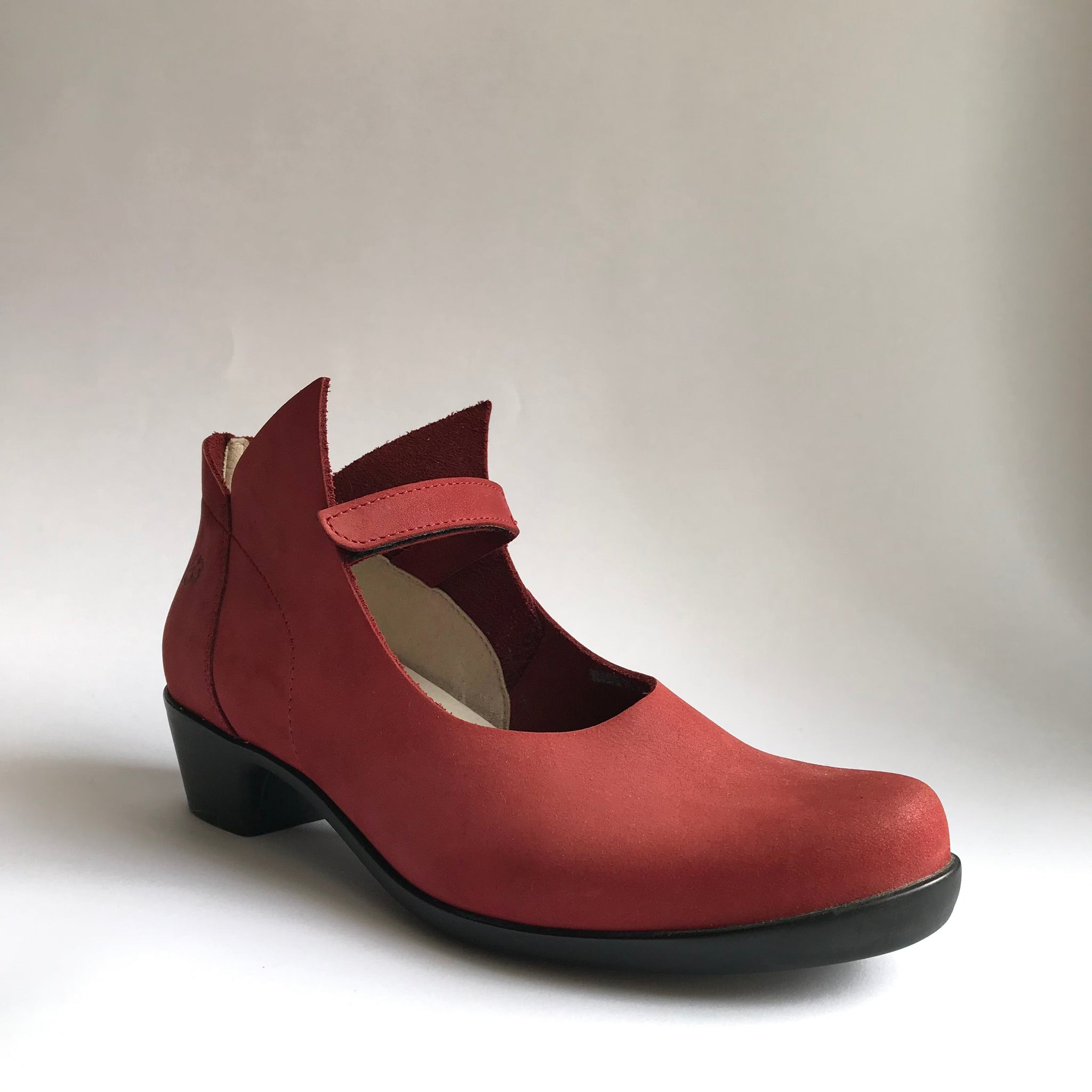 Opera Wijdte Red - Imeldas Shoes Norwich