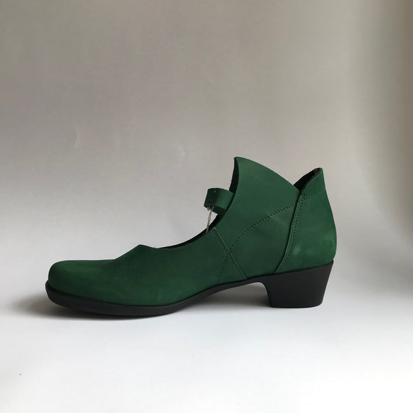 Opera Wijdte Green - Imeldas Shoes Norwich