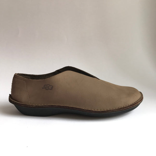 Turbo Taupe - Imeldas Shoes Norwich