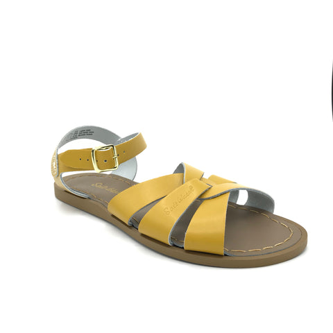 Mustard Orignal Sandals - Imeldas Shoes Norwich