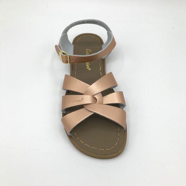 Rose Gold Original Sandals - Imeldas Shoes Norwich