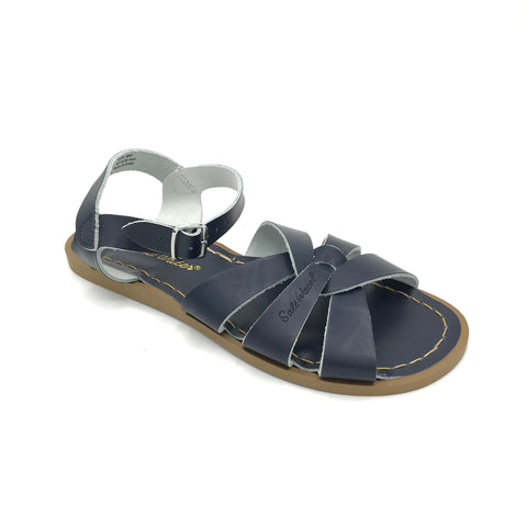 Navy Original Sandals - Imeldas Shoes Norwich
