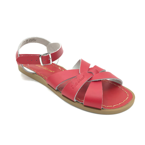 Red Original Sandals - Imeldas Shoes Norwich