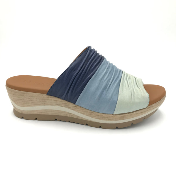 Paula Urban 1-223 Blue - Imeldas Shoes Norwich