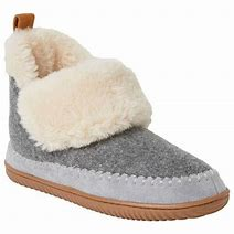 Dearfoam slippers Alpine Bootie slipper Grey