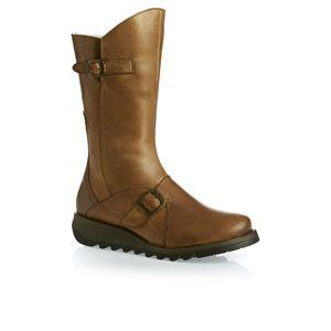 Mes 2 Camel boot - Imeldas Shoes Norwich