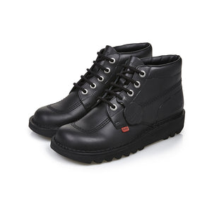 Kick Hi Classic Black - Imeldas Shoes Norwich
