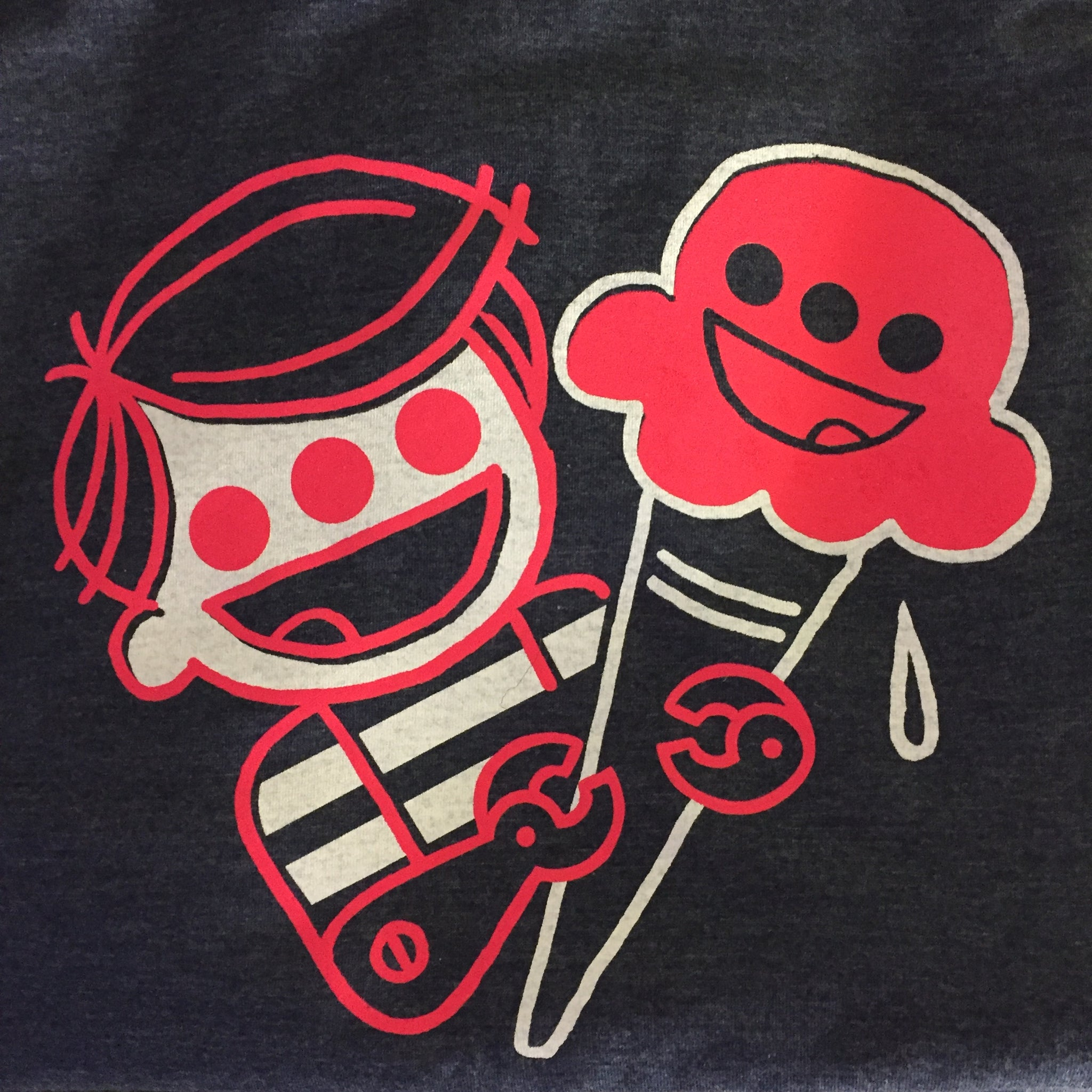 Ice Cream Mutant (t-shirt)