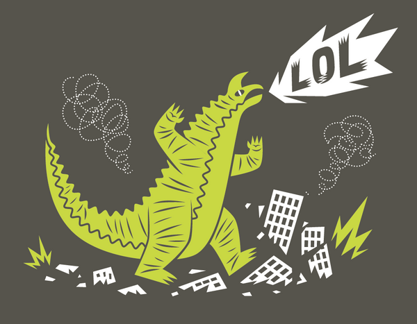 LOL Kaiju (t-shirt)