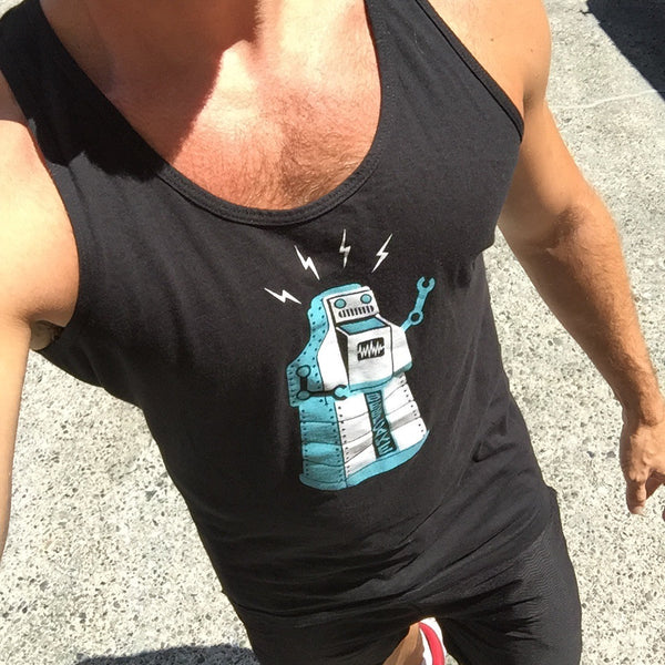 Atomic Beefcake (tank top)