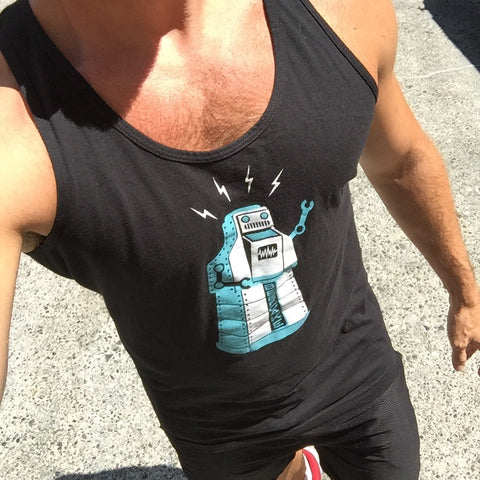Atomic Beefcake Tank Top