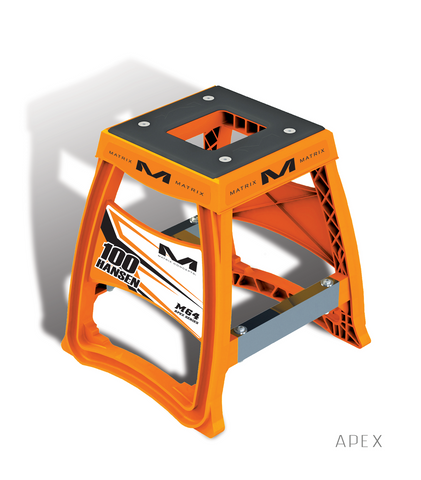 MATRIX M64 STAND DECALS | APEX