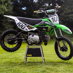 KLX / KX - Monster Energy Kawasaki