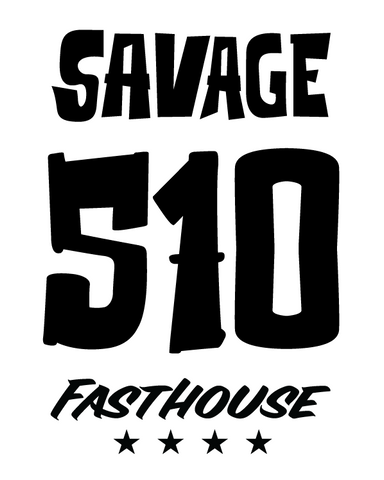 Shirt Print | Fasthouse - Savage | Name Only