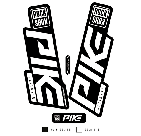ROCKSHOX PIKE ULTI 19-20 | BASIC