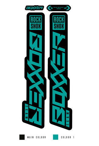 ROCKSHOX BOXXER TEAM 19-20 | BASIC