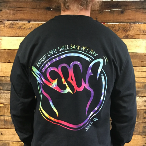 Merge |Tie-dye Long-sleeve
