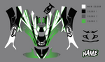 TRANCE | MXV - Black / Green