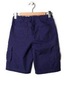 Boys Blue Cargo Shorts