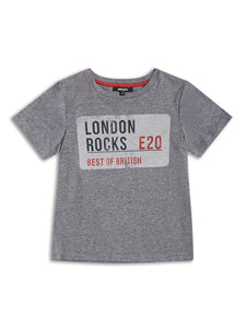 Riot Club London Rocks Boys Tee