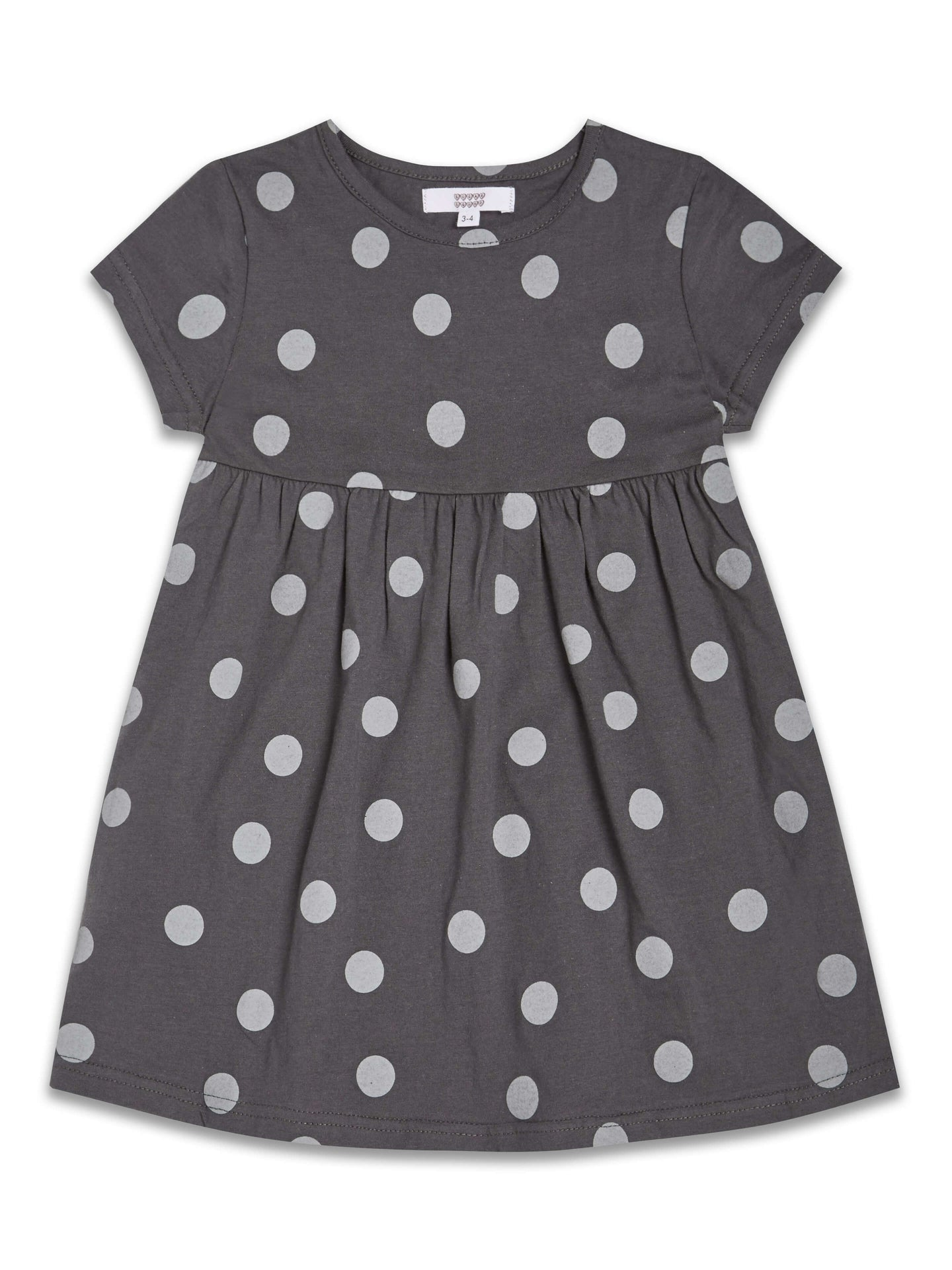 Sugar Squad Polka Dot Girls Dress