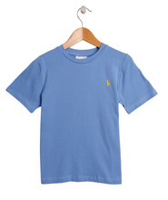 Load image into Gallery viewer, Quack Light Blue Boys T-shirt
