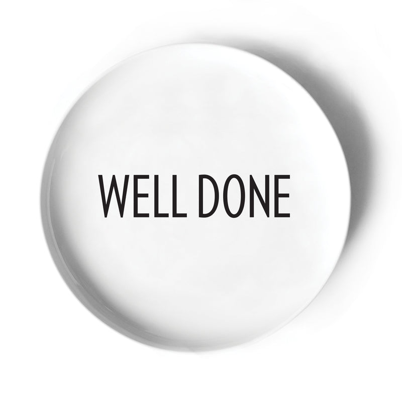 SALE — Well done plates