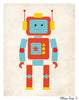 Robots-Numbers+ Shapes +Colors- Set of 3