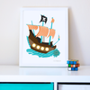 Lil Pirate- Set of 3