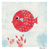 Under The Sea- Nursery Art Print- Set of 4