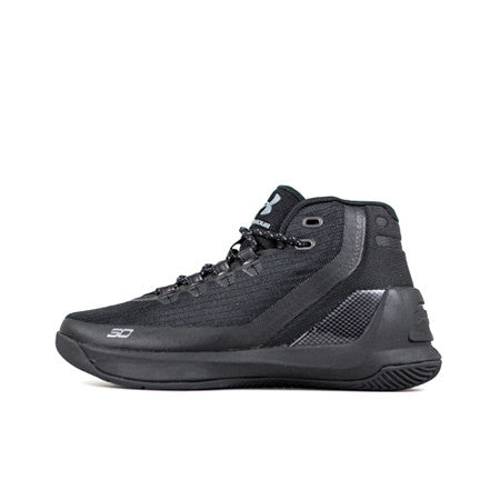 UA CURRY 3 GS BLACKOUT