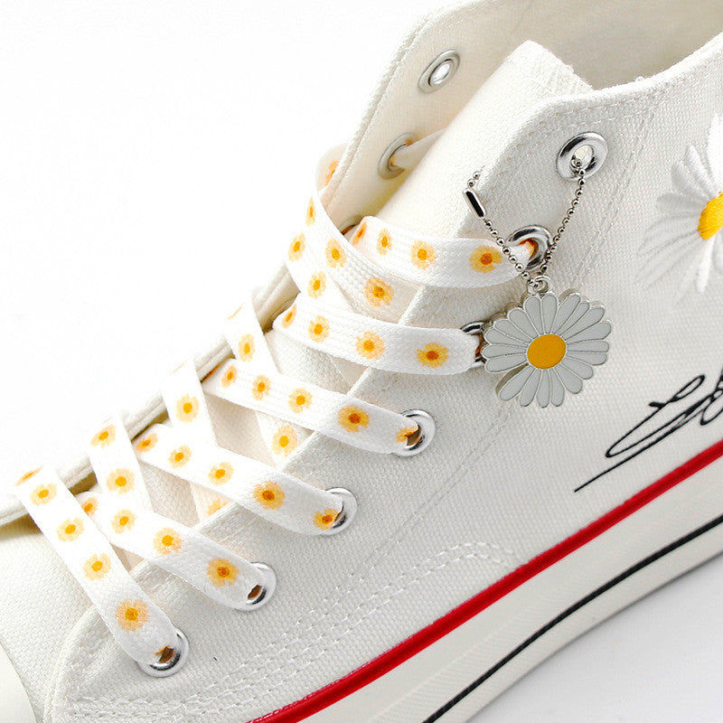 Daisy Shoelaces