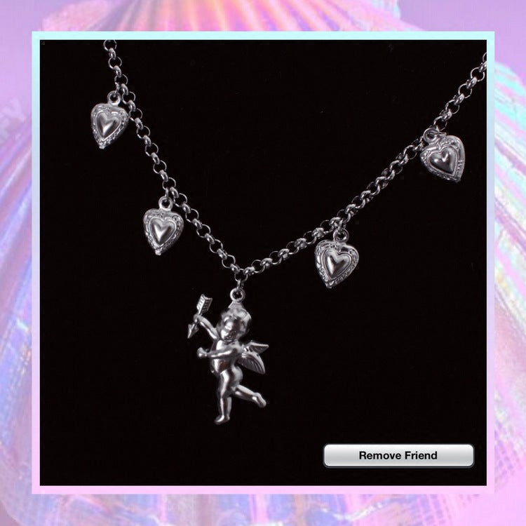 Angel Bells Necklace