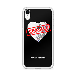 Fragile Heart iPhone Case